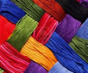 Thread of the Gospel - Colors represent the Nations.